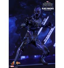 """Hot Toys MMS470 """"BLACK PANTHER"""" BLACK PANTHER 1/6TH SCALE COLLECTIBLE FIGURE"""