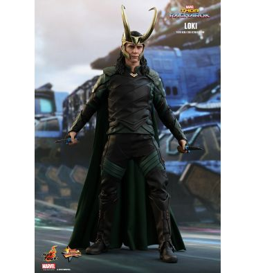 Hot Toys MMS472 THOR: RAGNAROK LOKI 1/6TH SCALE COLLECTIBLE FIGURE