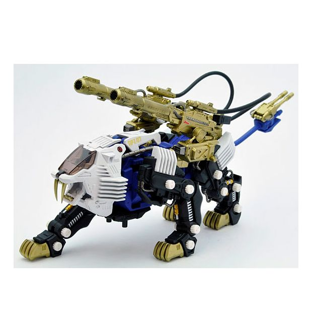 Zoids Shield Liger Zoids RPZ-07 Shield Li...