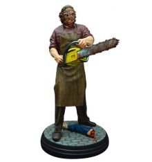 HCG Texas Chainsaw Massacre Leatherface 1/4 Scale Statue