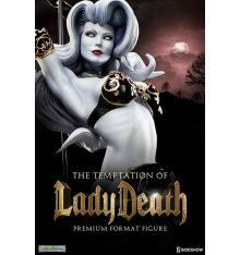 Sideshow Collectibles The Temptation of Lady Death Premium Format Figure