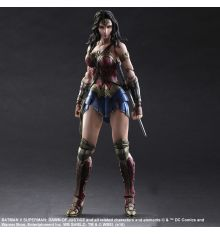 Square Enix Batman V Superman: Dawn of Justice Play Arts Kai - Wonder Woman