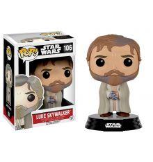 Funko Pop! Star Wars 106: Episode 7 - Luke Skywalker With Beard & Robe