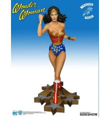 Sideshow Collectibles Wonder Woman Maquette Diorama by Tweeterhead