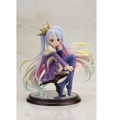 Kotobukiya No Game No Life - Shiro Ani Statue - Reproduction