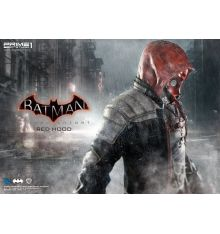 Prime 1 Studio MMDC-23 Batman: Arkham Knight - Red Hood Story Pack Statue