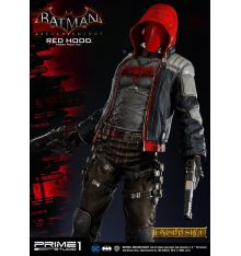 Prime 1 Studio MMDC-23EX Batman: Arkham Knight - Red Hood Story Pack Statue Exclusive version