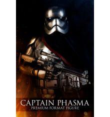 Sideshow Collectibles Captain Phasma Premium Format Figure