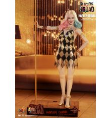 Hot Toys MMS439 Suicide Squad Harley Quinn Dancer Version 1/6th Scale Collectible Figure