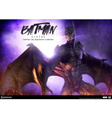 Sideshow Collectibles Gotham City Nightmare Collection - Batman Statue