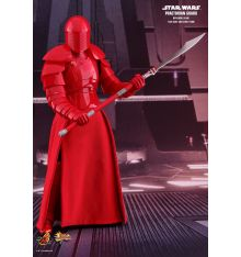 Hot Toys MMS454 The Last Jedi Praetorian Guard with Double Blade 1/6th Scale Collectible Figurine